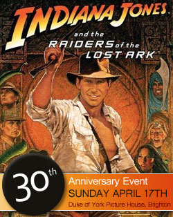 The Space @ The Duke of York - Indiana Jones 30th Anniversary